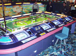 Horse race casino harrahs casino chips